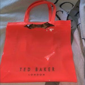 Ted Baker beach bag